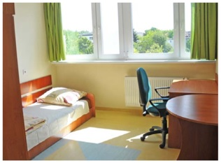 BLOG: Student Accommodation - A Little Bit of Paradise in Wroclaw